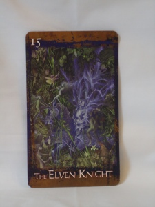 15 The Elven Knight