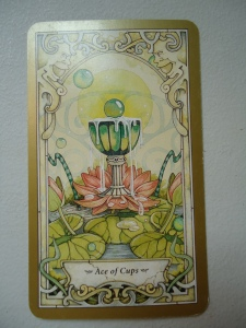 1 Ace of Cups