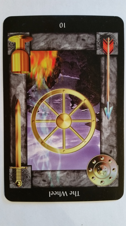 10 The Wheel (R)