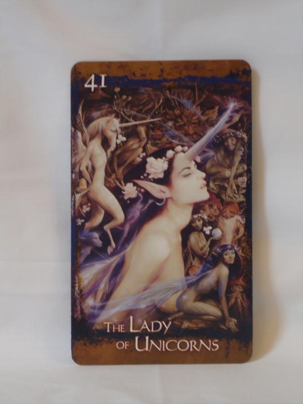 41 The Lady of Unicorns