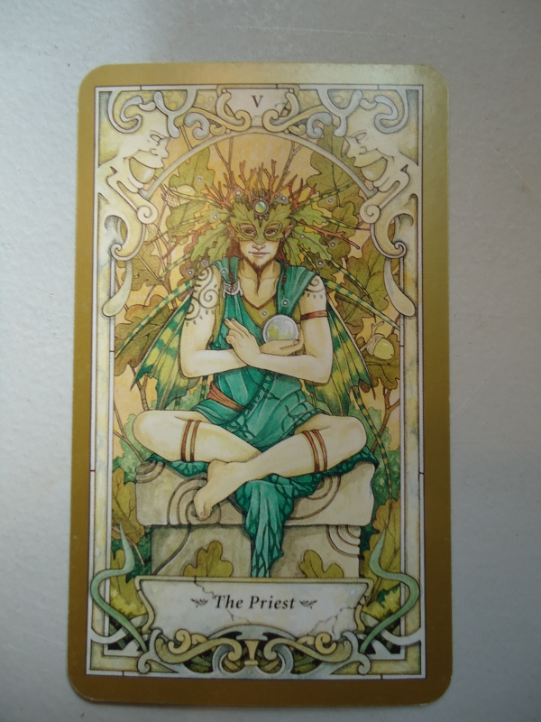 5 The Priest