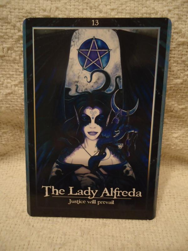 13 The Lady Alfreda